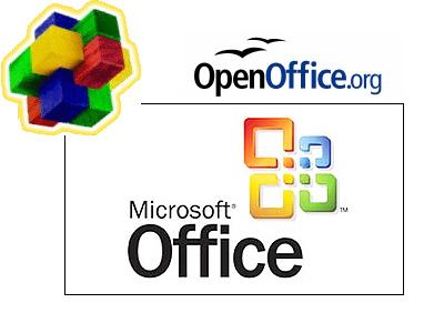 Star Office, MS Office, OpenOffice, wir helfen Ihnen dabei.