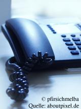 Telefonieren fällt nicht jedem leicht